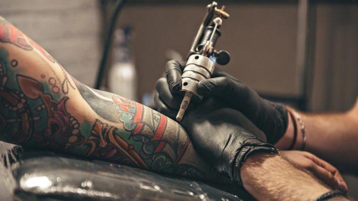 machine a tatouer