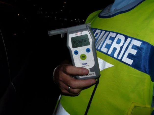 alcooltest gendarmerie